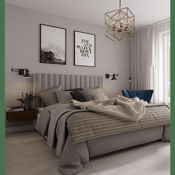 20 идеи за малка спалня