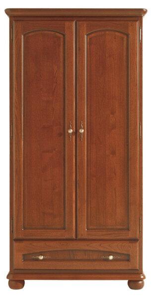 Двукрилен гардероб Бавария