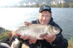 THE FISHING YEAR  -  THE BIGGEST CHALLENGE SO FAR  - Jan van Schendel
