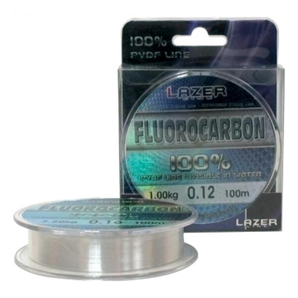 Fluorocarbon Line Lazer FLUOROCARBON PVDF 50 m