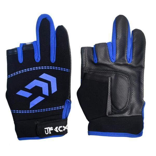Gloves DREAM FISH CX 3CUT - Blue
