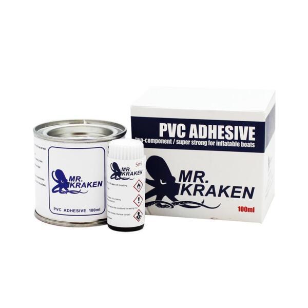PVC Adhesive Mr Kraken 100 ml