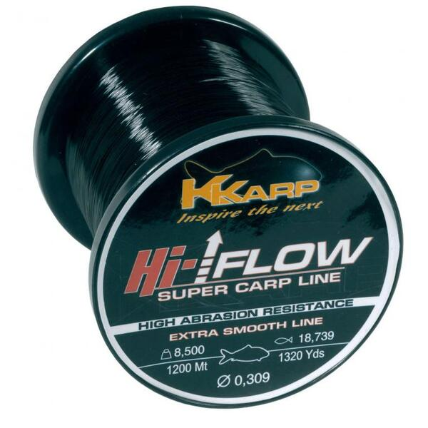 Monofilament K-Karp HI-FLOW - 300m