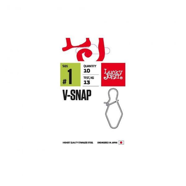 Snap Lucky John V-SNAP
