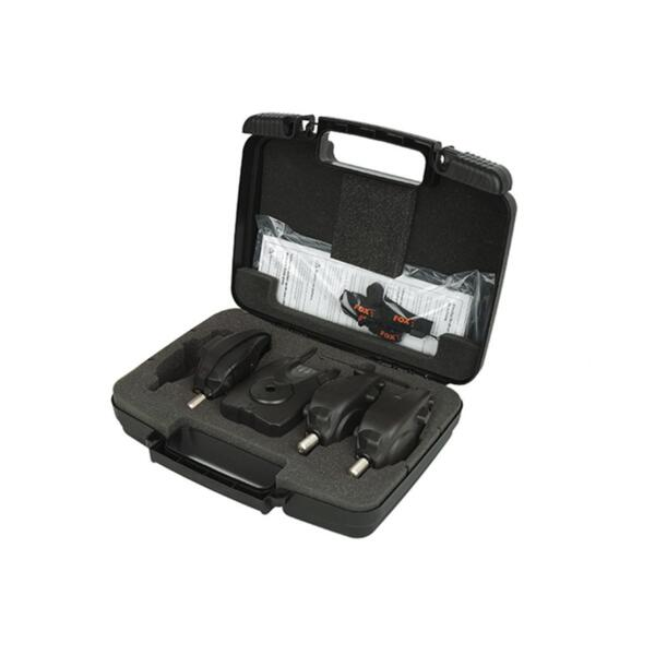 Bite Alarm Fox MICRON MX 3 Rod Set