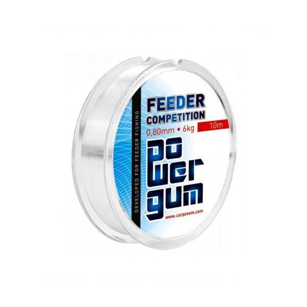 Leader Carp Zoom FC POWER GUM - 10m