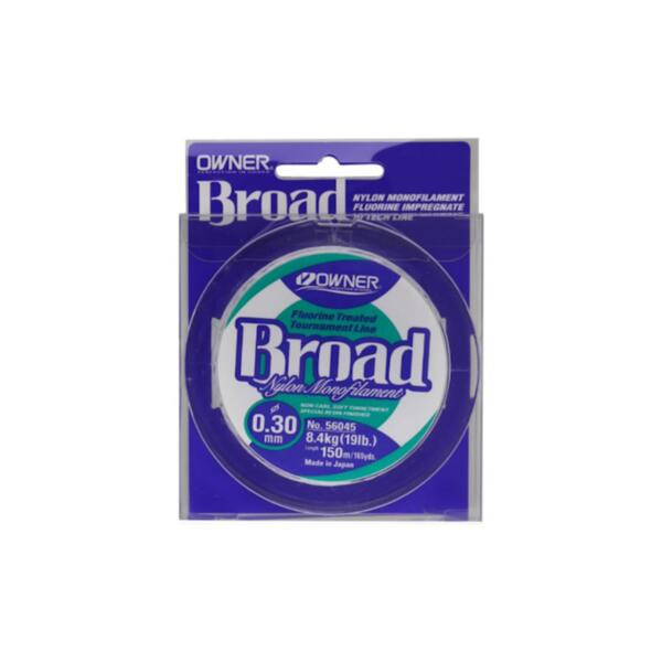 Monofilament Owner BROAD - 300m