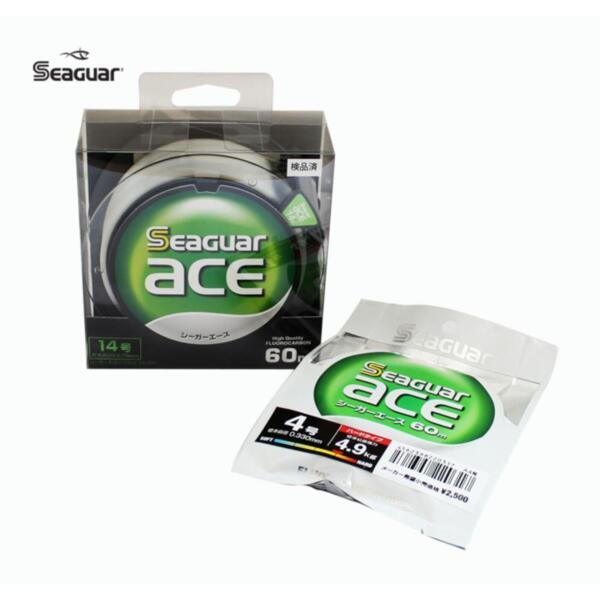 Fluorocarbon Line Seaguar ACE  60m