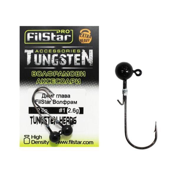 Tungsten Jig Heads Filstar