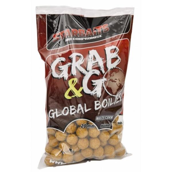 Starbaits GRAB & GO GLOBAL BOILIES