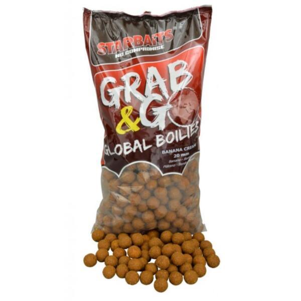Starbaits GRAB & GO GLOBAL BOILIES 2.5 kg