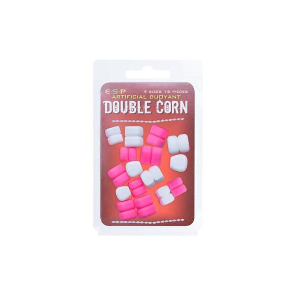 DOUBLE CORN PINK & WHITE