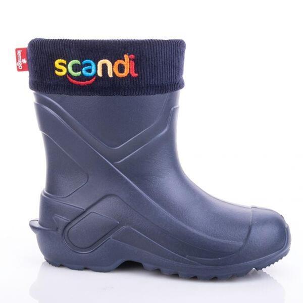 Kids Boots Lemigo SCANDI EVA 763 BLUE