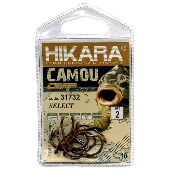 Hooks Hikara CAMOU SELECT
