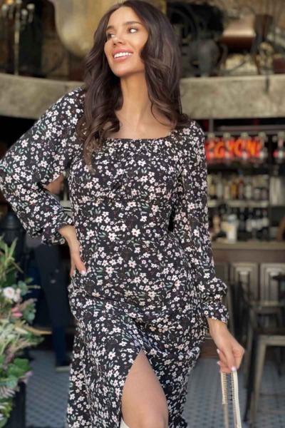 Рокля / Dress SS21-7 Black