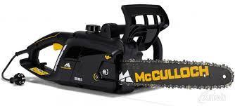 Верижен електрически трион McCULLOCH CSE1835, 1800W, 35см.