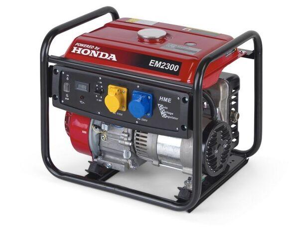 генератор HONDA EM2300, 2.3 KW