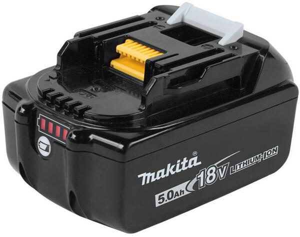 Батерия акумулаторна Li-Ion 18V, 5.0Ah Makita BL1850