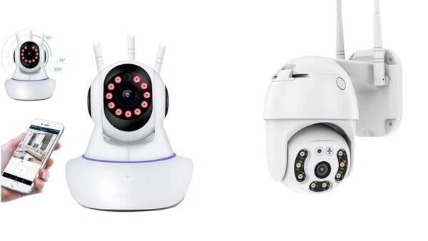Wifi IP камери за нашето ежедневие!