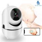 Wifi IP Camera 360° Full HD нощно виждане и микрофон