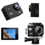 Спортнаекшън камера, 4K с WIFI,12 MP