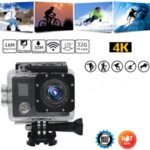 Спортнаекшън камераGoPlus RERAND, 16 MP , 4K с WIFI