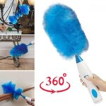 Електрическа четка за почистване на прах Spin Duster