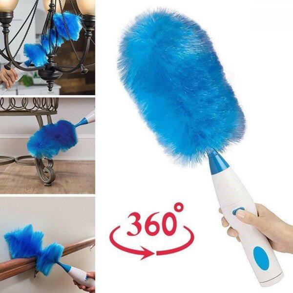 Електрическа четка за почистване на прах Spin Duster Hurricane