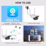 LiveCam външна Wifi охранителна камера Full HD