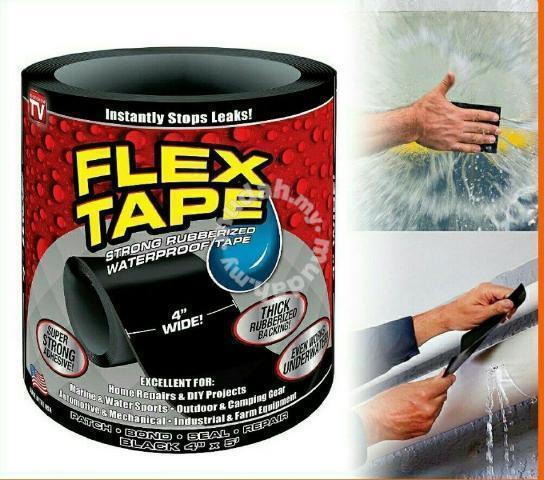 Водоустойчиво супер тиксо FLEX TAPE