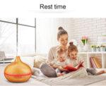 АРОМА ОВЛАЖНИТЕЛ за стая с за ароматерапия с етерични масла