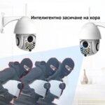 ВОДОУСТОЙЧИВА WIFI FULL HD 2.0MP 17 LED 355° въртяща камера с Motion Tracking-Copy