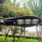 Соларна LED Лампа 345W