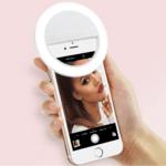 Селфи LED ринг за Телефон