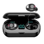 F9 TWS: спортни безжични слушалки със сензорно управление