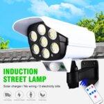 LED Соларна Лампа тип Камера
