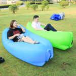 Самонадуваем диван Lazy Sofa Bubble Bed