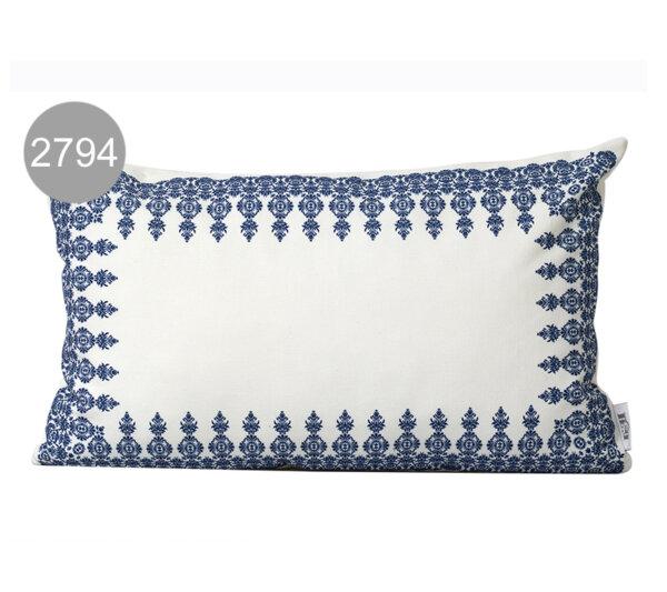 Декоративна възглавница BLUE LACE
