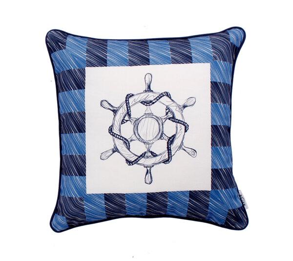 Декоративна възглавница MARINE BLUE