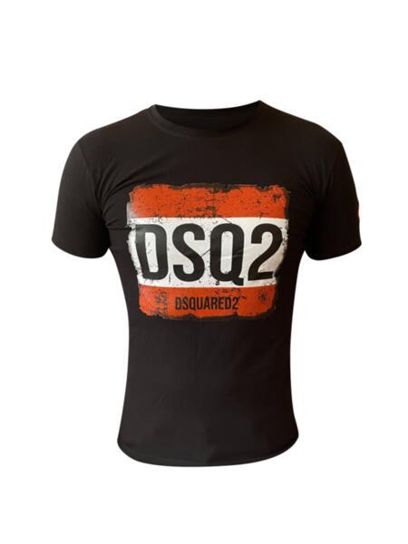 Мъжка тениска DSQ08