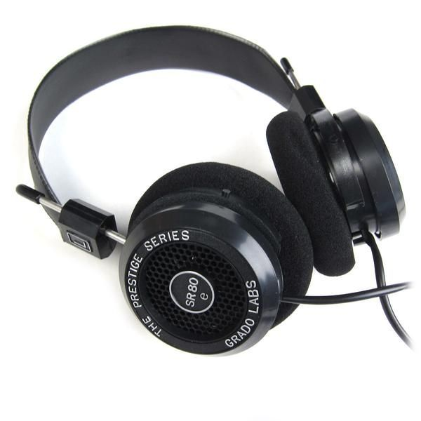 Over Ear Слушалки От Отворен Тип GRADO SR80e
