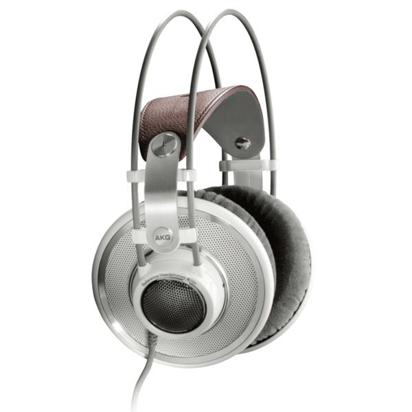AKG K701 over-ear слушалки, сиви