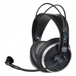 AKG HSD271 over-ear слушалки с микрофон, черни