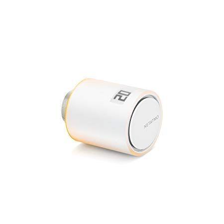 Интелигентни радиаторни вентили NETATMO - допълнителен вентил