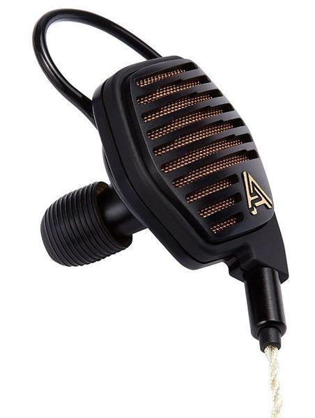 Audeze LCD-i4 in-ear слушалки, черно-оранжеви