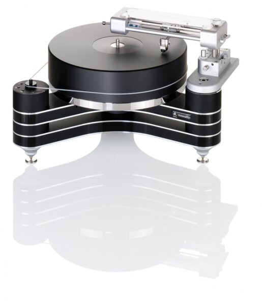 Clearaudio Innovation /Black Lacquer