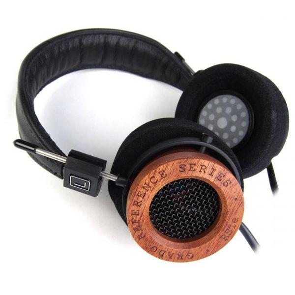 Over Ear Слушалки От Отворен Тип GRADO RS1e + Настолен усилвател GRADO RA-1 A/C