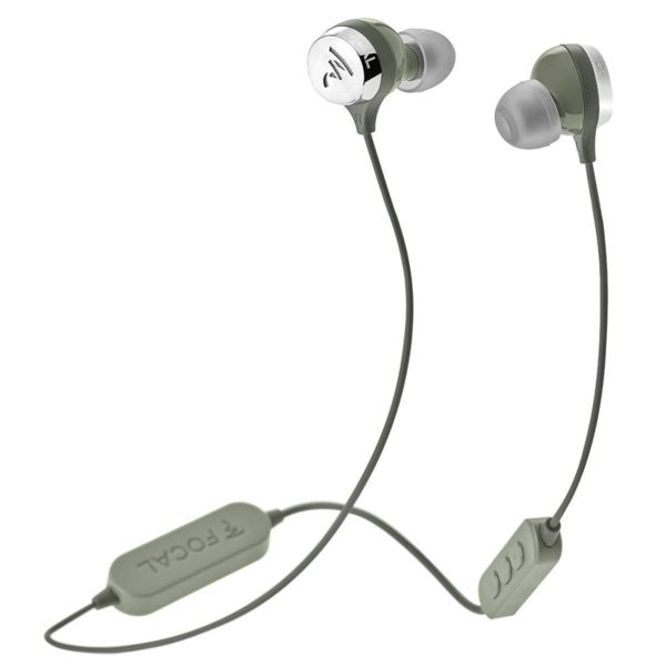 Focal Sphear wireless in-ear, зелени