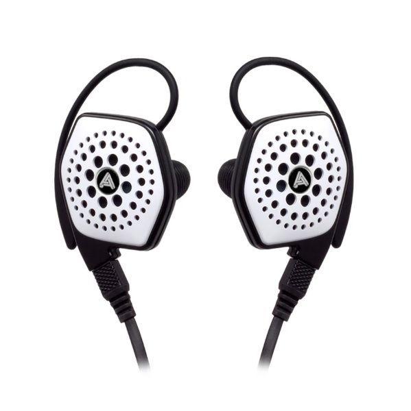 Audeze iSINE LX in-ear слушалки, бели