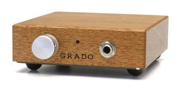 Настолен слушалков усилвател GRADO RA-1 с батерия
